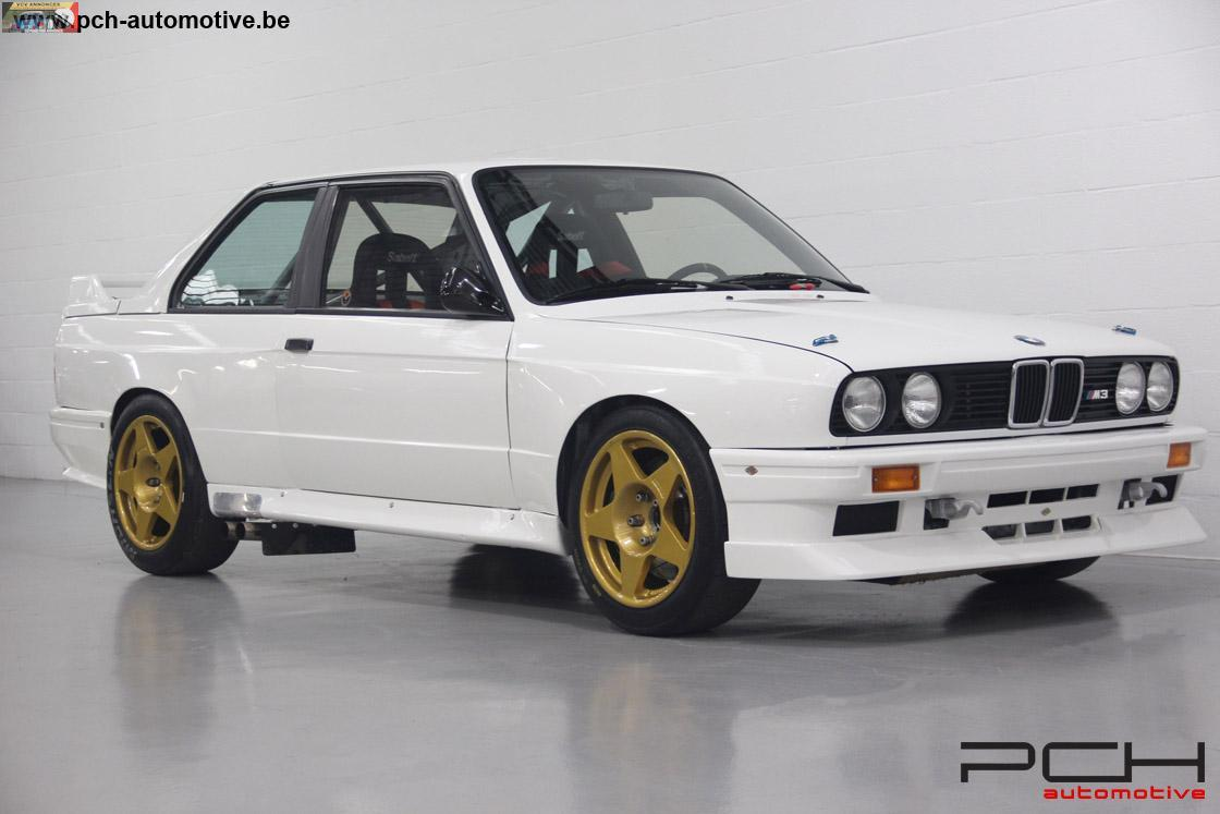 BMW M3 Groupe A